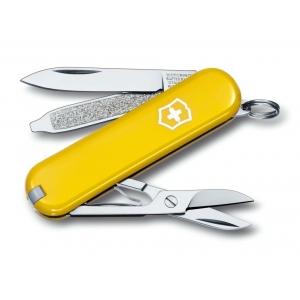 Couteau suisse CLASSIC SD jaune