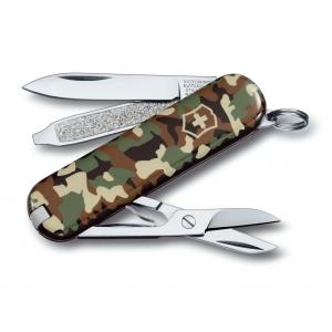 Couteau suisse CLASSIC SD camouflé