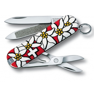 Couteau suisse CLASSIC Edelweiss