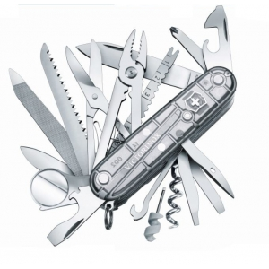 Couteau suisse SWISSCHAMP SILVERTECH