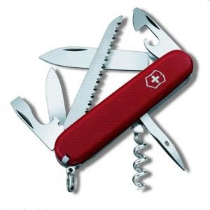 Couteau suisse CAMPER ECOLINE 9 pièces