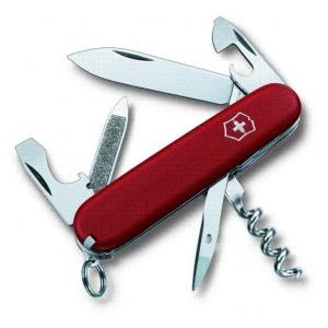 Couteau suisse SPORTSMAN ECOLINE 8 pièces