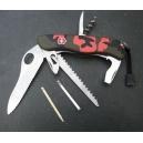 Couteau suisse à blocage SERIE LIMITEE rose