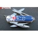 Couteau suisse TECHNO BLEU