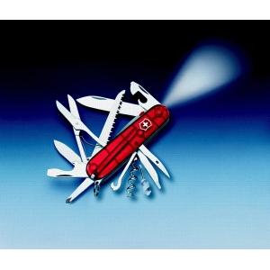 Couteau suisse HUNTSMAN LITE à LED