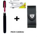 PACK CADEAU ETUI + GRAVURE + AFFUTEUR DUAL