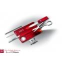 SwissCard Lite rouge