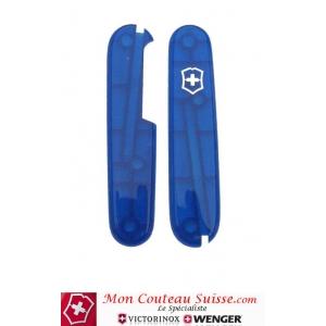 Jeux de plaquettes Bleue translucide pour Climber