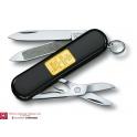 Couteau suisse lingot d'or
