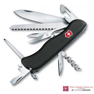 Couteau suisse OUTRIDER NOIR