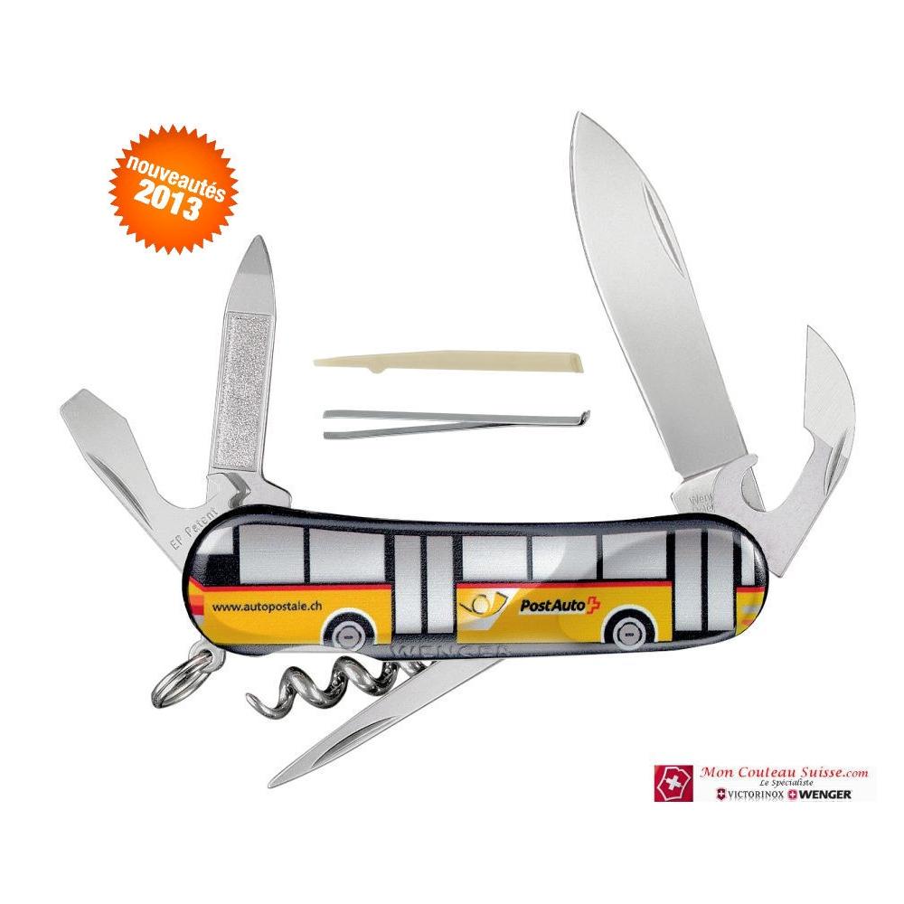 couteau suisse evolution