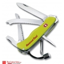 Couteau suisse RESCUE TOOL FLUO