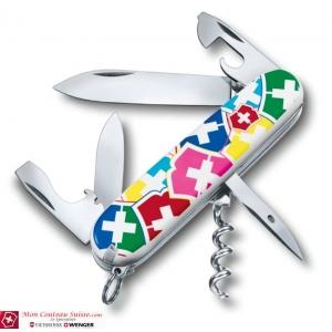 Couteau suisse SPARTAN VX COLORS