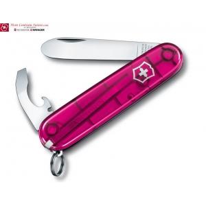 Couteau suisse Rose pour enfants