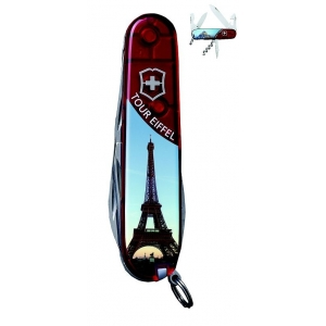 Couteau suisse TOUR EIFFEL