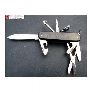 Couteau suisse HUTSMAN fibre carbone