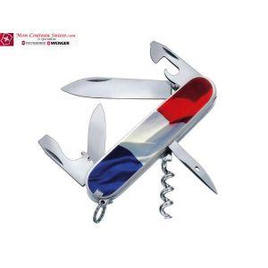 Couteau suisse SPARTAN Drapeau Francais
