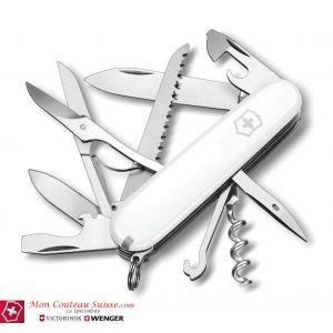 Couteau suisse Victorinox Huntsman Blanc
