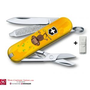 Canif Victorinox 3 Wise Monkeys