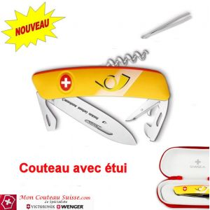 Couteau Suisse Swiza D03 CarPostal