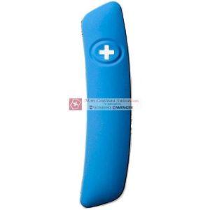 Plaquettes Couteau Swiza Bleu