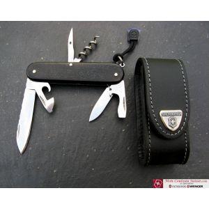 Victorinox Custom Spartan Ebene Black