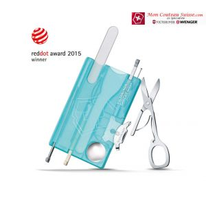 Nailcare Victorinox Turquoise