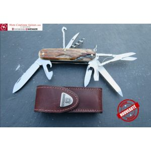 Couteau suisse Moutaineer en Mammouth