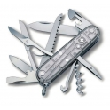 Couteau Suisse Huntsman Gris Translucide