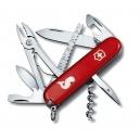 Couteau suisse ANGLER motif poisson