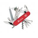 Couteau suisse RANGER motif camping
