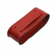 Etui couteau suisse cuir rouge 15-23p