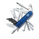 Couteau suisse CYBER TOOL 34 bleu