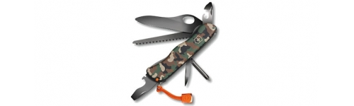 Couteau suisse à BLOCAGE SERIE LIMITEE