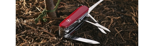 Couteaux suisse VICTORINOX et WENGER
